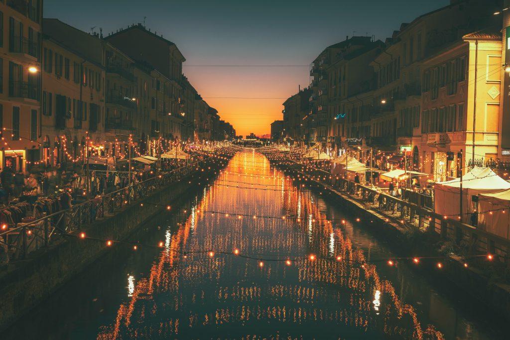 Cidades Olímpicas para fazer intercâmbio - Milão
