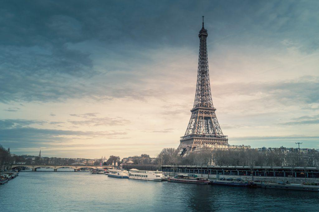 Cidades Olímpicas para fazer intercâmbio - Paris